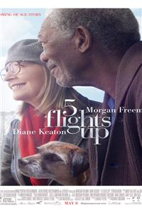 5 Flights Up (2015) 1080p Poster