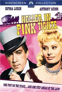 Heller in Pink Tights (1960) Poster
