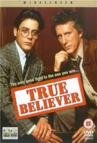 True Believer (1989) Poster