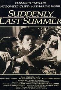Suddenly, Last Summer (1959) Poster