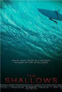 The Shallows (2016) 1080p Poster