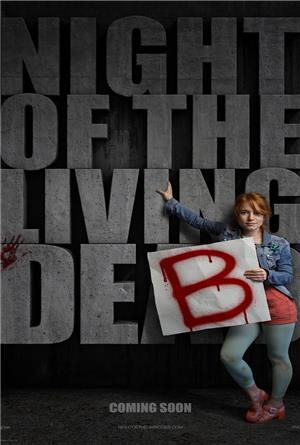 Night Of The Living Deb (2015) 1080p Poster