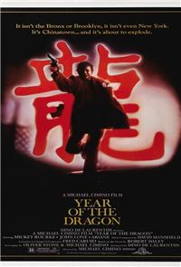 Year of the Dragon (1985) 1080p Poster