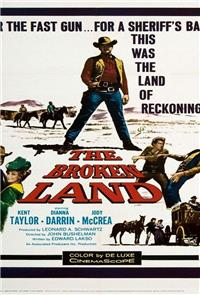 The Broken Land (1962) Poster