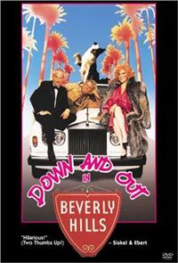 Down and Out in Beverly Hills (1986) Poster