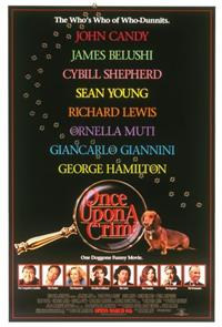 Once Upon a Crime (1991) Poster
