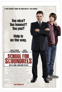 School for Scoundrels (2006) Poster