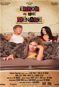Error in the Ménage (2014) Poster