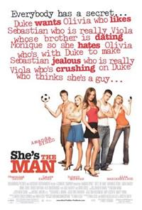 She's the Man (2006) Poster