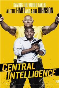 Central Intelligence (2016) 1080p Poster