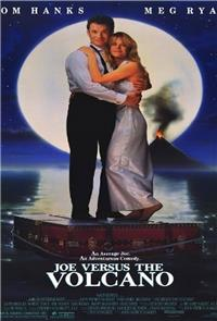 Joe Versus the Volcano (1990) Poster