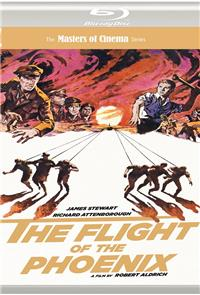 The Flight of the Phoenix (1965) 1080p Poster