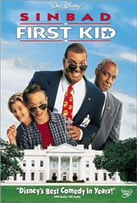 First Kid (1996) Poster