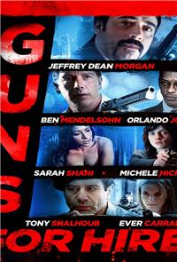 Guns for Hire (2015) 1080p Poster