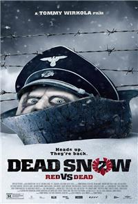 Dead Snow 2: Red vs. Dead (Dod sno 2) (2014) 1080p Poster