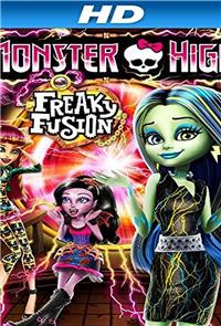 Monster High: Freaky Fusion (2014) 1080p Poster