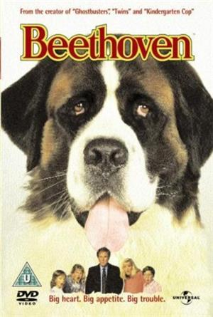 Beethoven (1992) 1080p Poster
