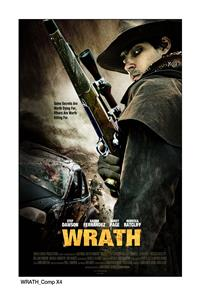 Wrath (2012) 1080p Poster