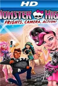 Monster High: Frights, Camera, Action! (2014) Poster