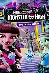 Monster High: Welcome to Monster High (2016) 1080p Poster