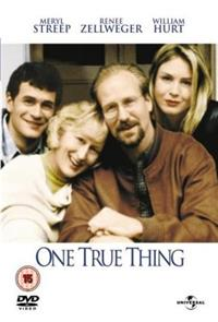 One True Thing (1998) Poster