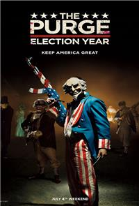 The Purge: Election Year (2016) 1080p Poster
