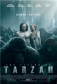 The Legend of Tarzan (2016) 1080p Poster
