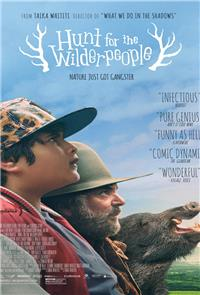 Hunt for the Wilderpeople (2016) 1080p Poster