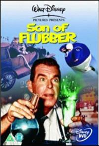 Son of Flubber (1963) Poster