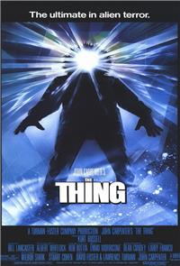 The Thing (La Cosa) (1990) 1080p Poster