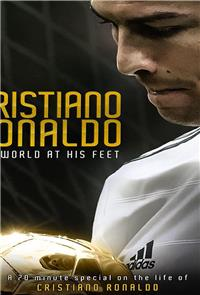 Cristiano Ronaldo: World at His Feet (2014) Poster