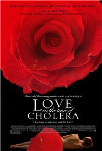 Love in the Time of Cholera (2007) 1080p Poster