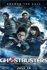 Ghostbusters (2016) 1080p Poster