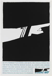 In Harm's Way (1965) Poster