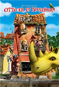 Otto er et naesehorn (Otto the Rhino) (2014) 1080p Poster