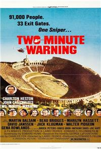 Two-Minute Warning (1976) Poster