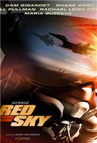 Red Sky (2013) 1080p Poster