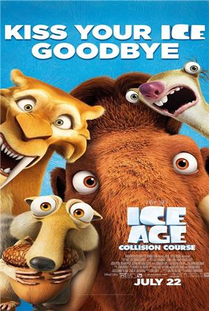 Ice Age: Collision Course (2016) Poster