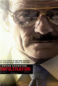 The Infiltrator (2016) 1080p Poster