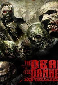 The Dead the Damned and the Darkness (2014) 1080p Poster