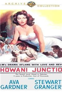 Bhowani Junction (1956) Poster