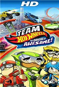 Team Hot Wheels: The Origin of Awesome! (2014) Poster