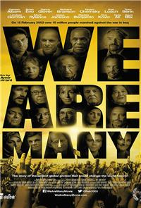We Are Many (2015) 1080p Poster