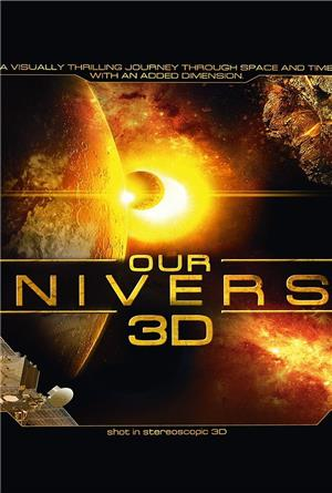 Our Universe 3D (2013) Poster
