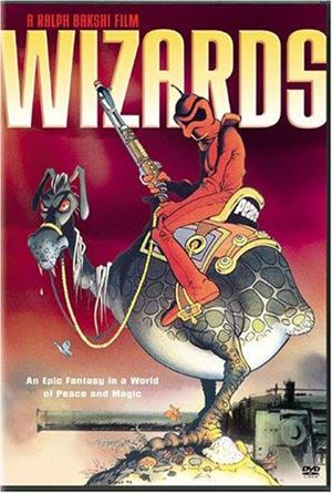Wizards (1977) 1080p Poster