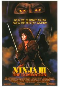 Ninja III: The Domination (1984) 1080p Poster