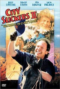City Slickers 2 - The Legend of Curly's Gold (1994) Poster