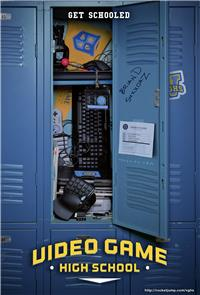 Video Game High School (2012) 1080p Poster