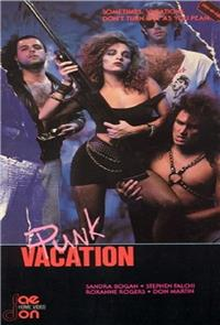 Punk Vacation (1990) Poster