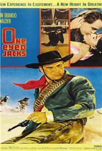 One-Eyed Jacks (1961) 1080p Poster